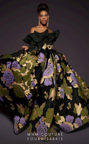 MNM Couture 2454
