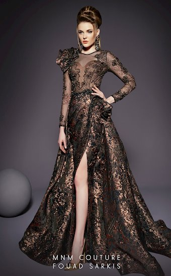 MNM Couture Style #2455