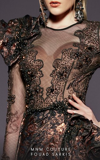 MNM Couture 2455