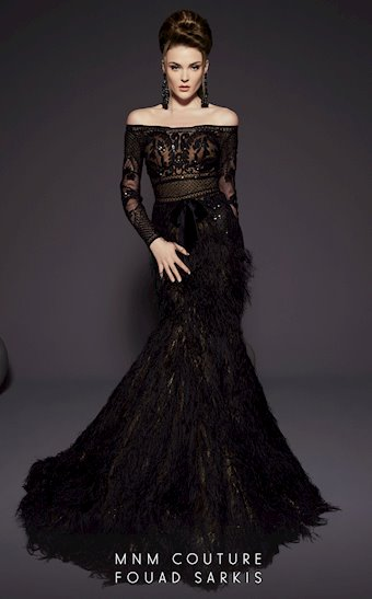 MNM Couture Style #2456