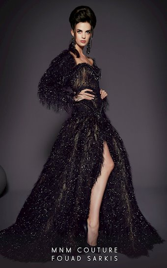 MNM Couture Style #2457