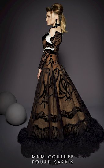 MNM Couture Style #2459