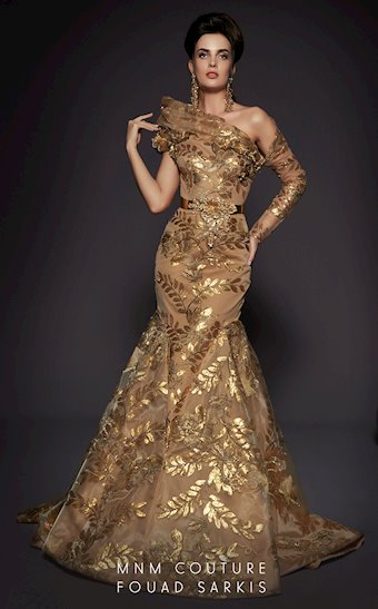 MNM Couture Style #2462