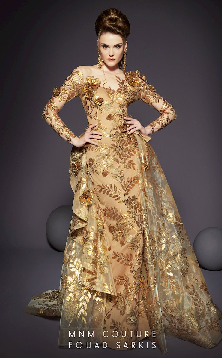 MNM Couture Style 2463  Image