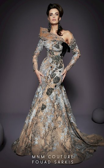 MNM Couture Style #2464