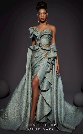 MNM Couture Style #2466