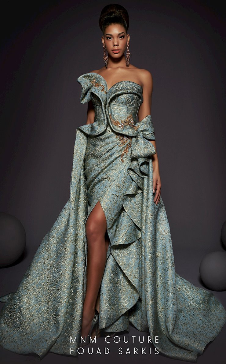 MNM Couture Style 2466  Image