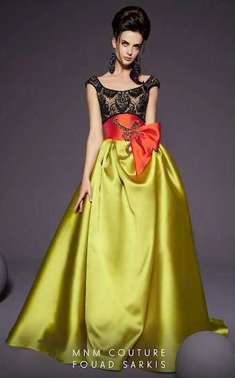 MNM Couture Style #2467