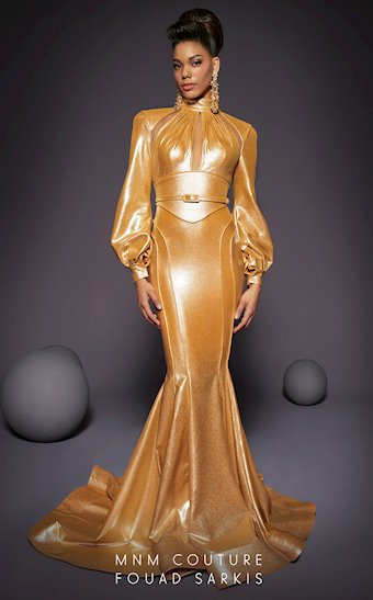 MNM Couture Style #2474