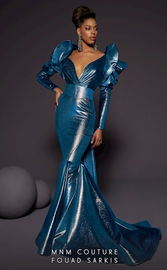 MNM Couture Style #2477