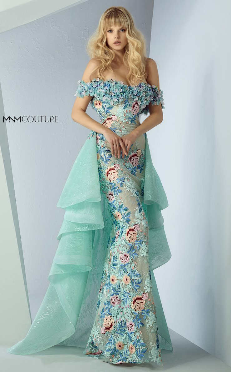 MNM Couture Style G0874  Image