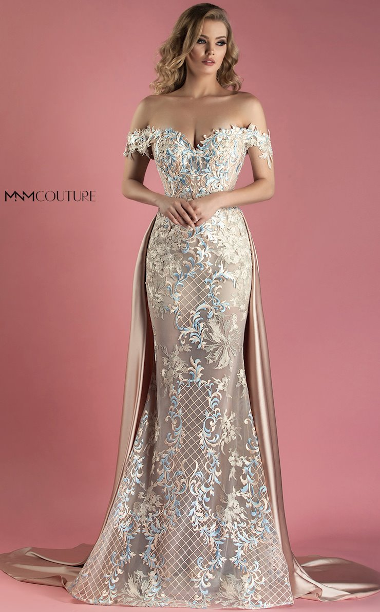 MNM Couture Style K3556  Image