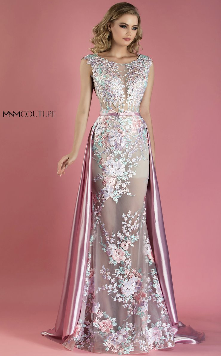 MNM Couture Style K3557  Image