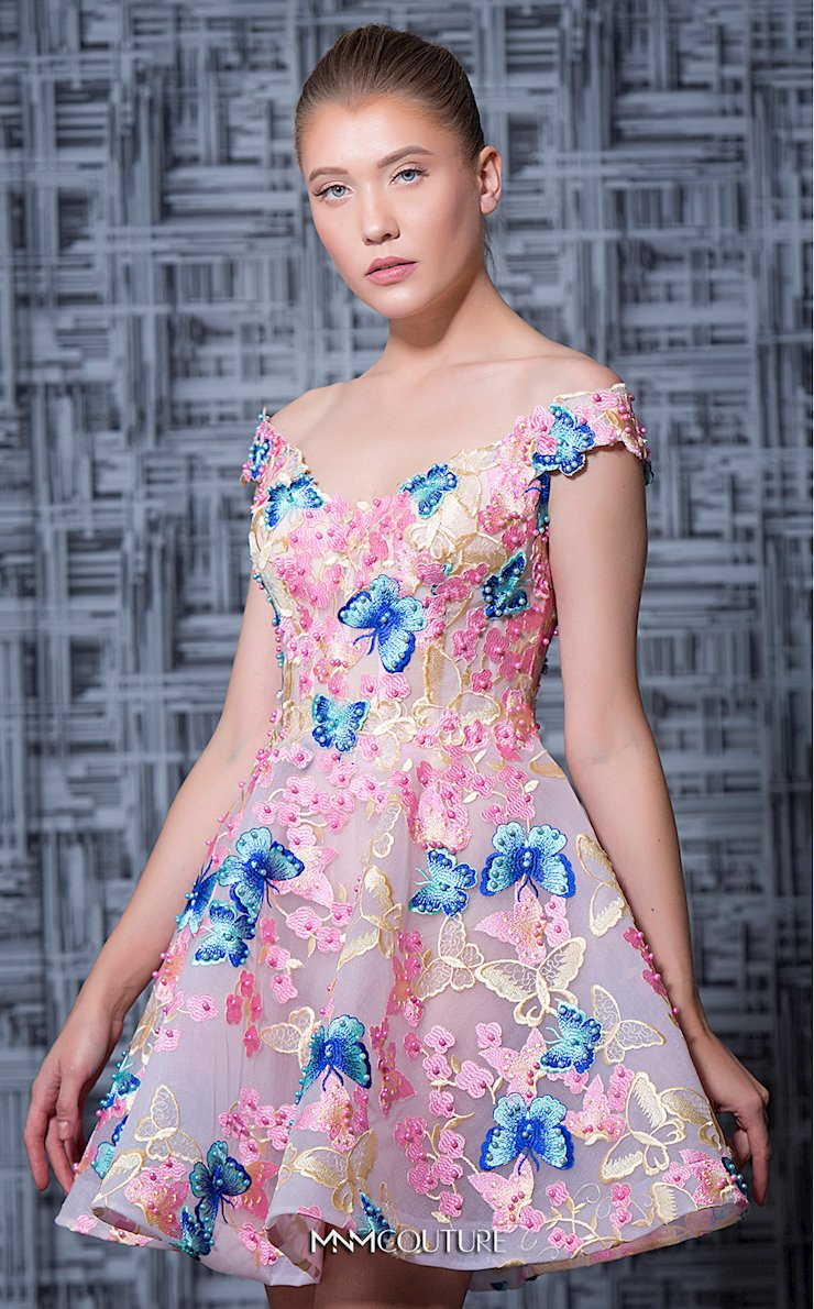 MNM Couture Style K3586  Image