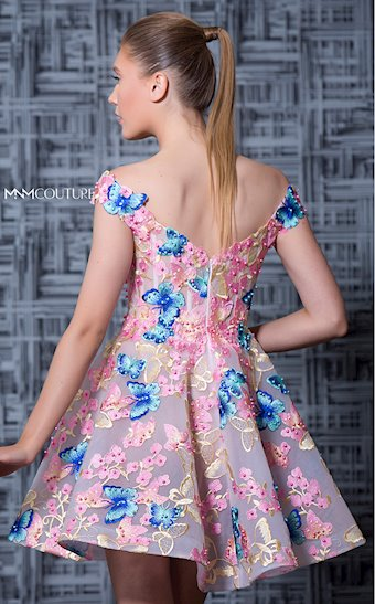 MNM Couture K3586