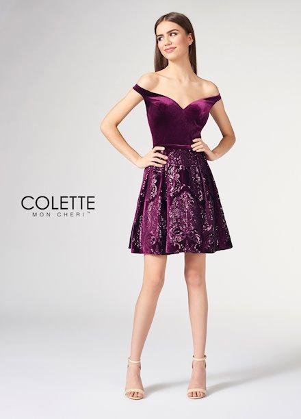 Colette for Mon Cheri CL21852S