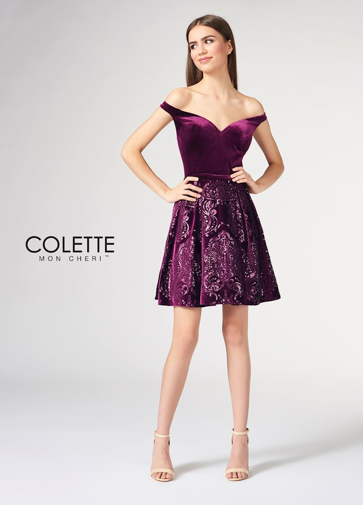 Colette for Mon Cheri CL21852S