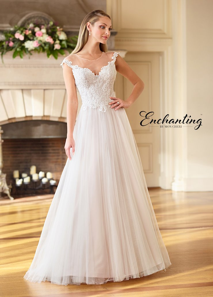 Enchanting by Mon Cheri Style #218184