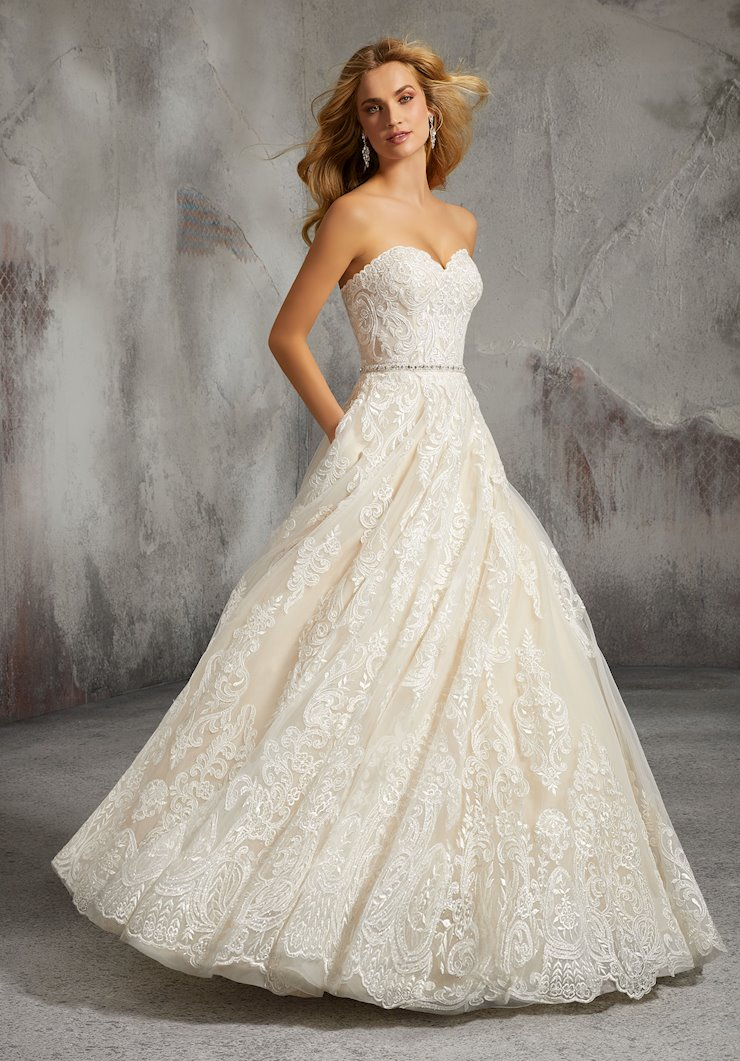 Mori Lee Bridal 8273