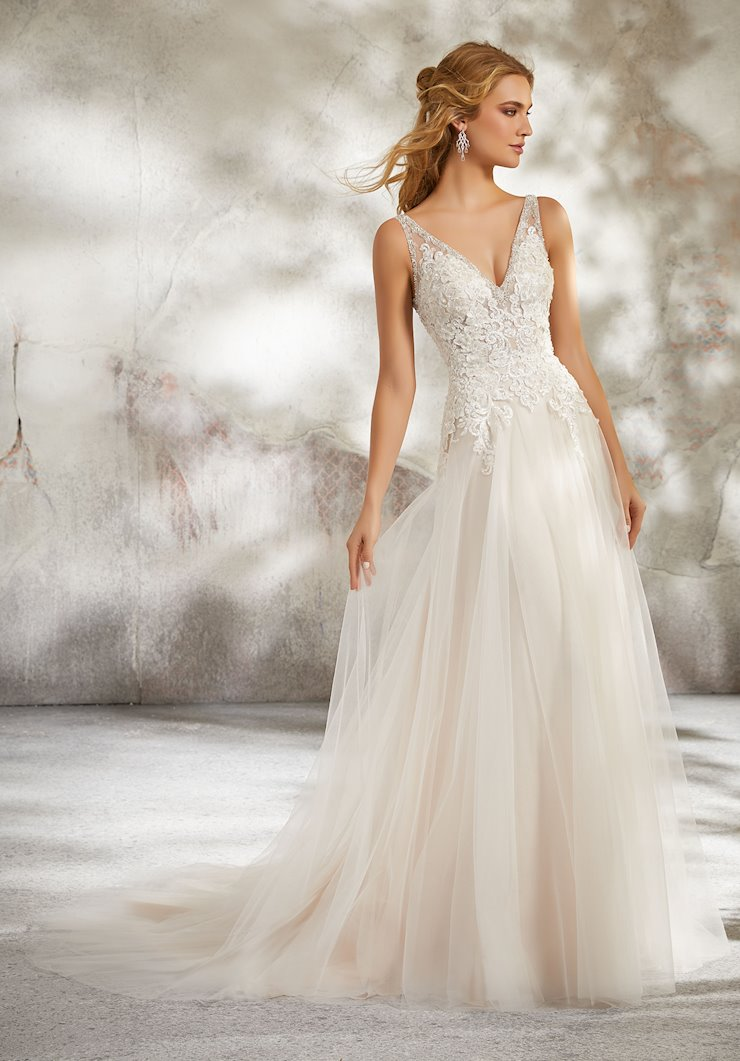 Mori Lee Bridal 8277