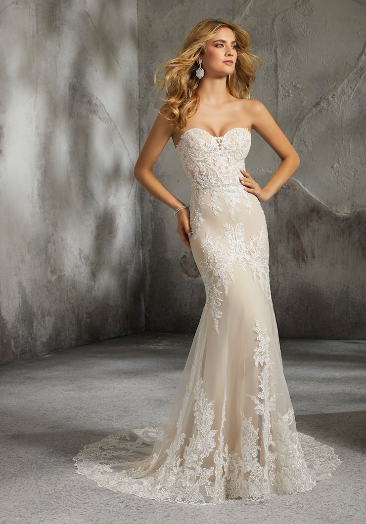 Mori Lee Bridal 8278
