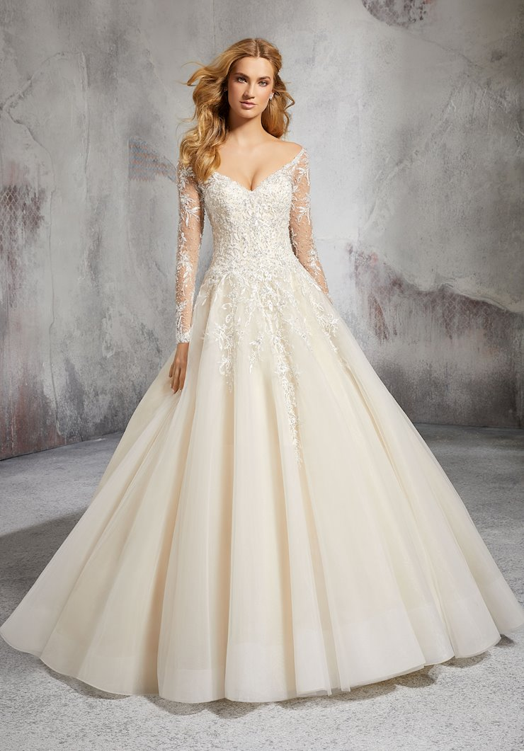 Mori Lee Bridal 8281