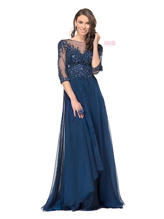 Colors Dress #M102