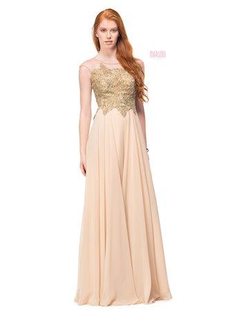 Colors Dress #M107