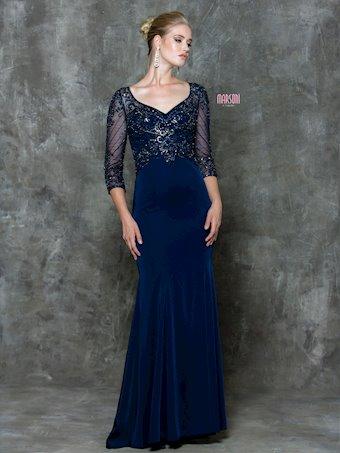 Colors Dress #M175