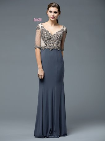 Colors Dress #M192