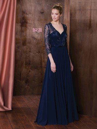 Colors Dress #M194