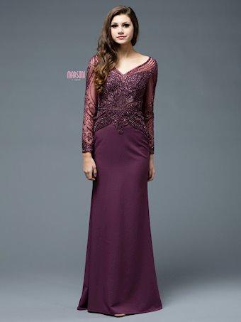 Colors Dress #M195