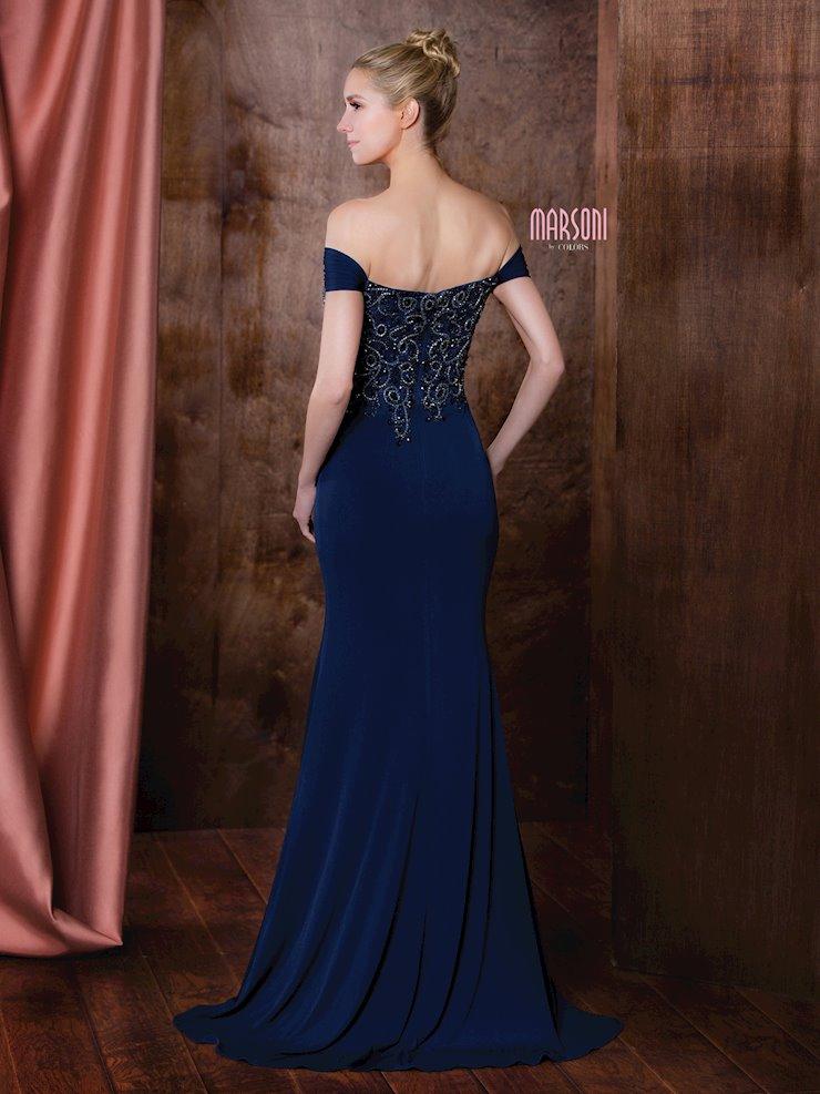 Colors Dress M196 Image