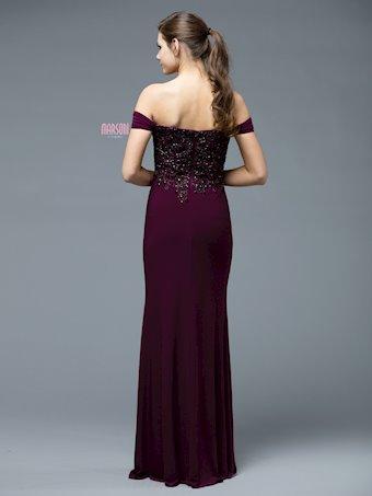 Colors Dress #M196