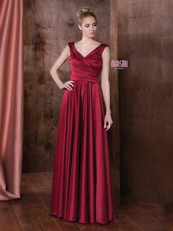 Colors Dress #M198