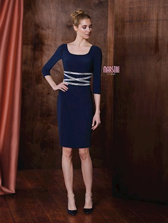 Colors Dress #M201
