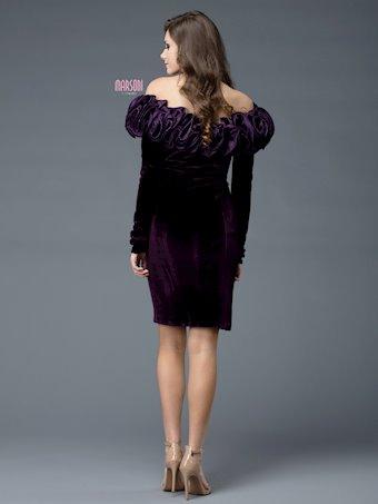 Colors Dress #M202