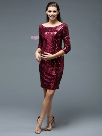 Colors Dress M203