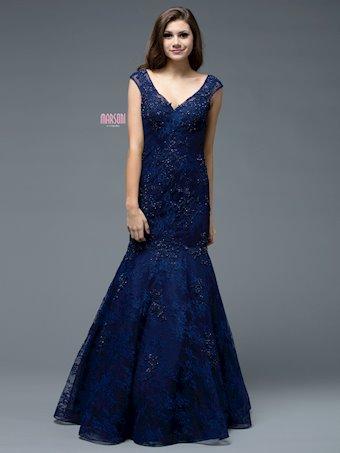 Colors Dress Style #M171