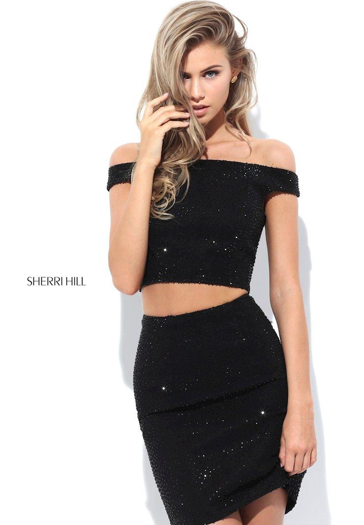 Sherri Hill Style #50701 Image