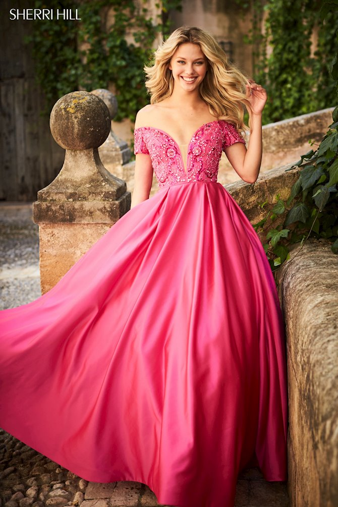 Sherri Hill Spring 2018 Prom Whatchamacallit In Dallas Texas 51611