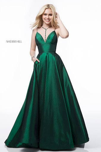Sherri Hill Sherri Hill Style #51822