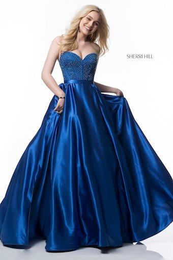 Sherri Hill Sherri Hill Style #52055