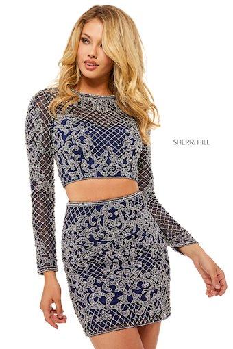 Sherri Hill 52090