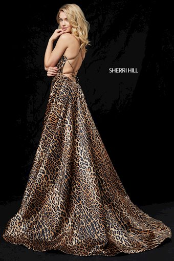 Sherri Hill Sherri Hill Style #52093