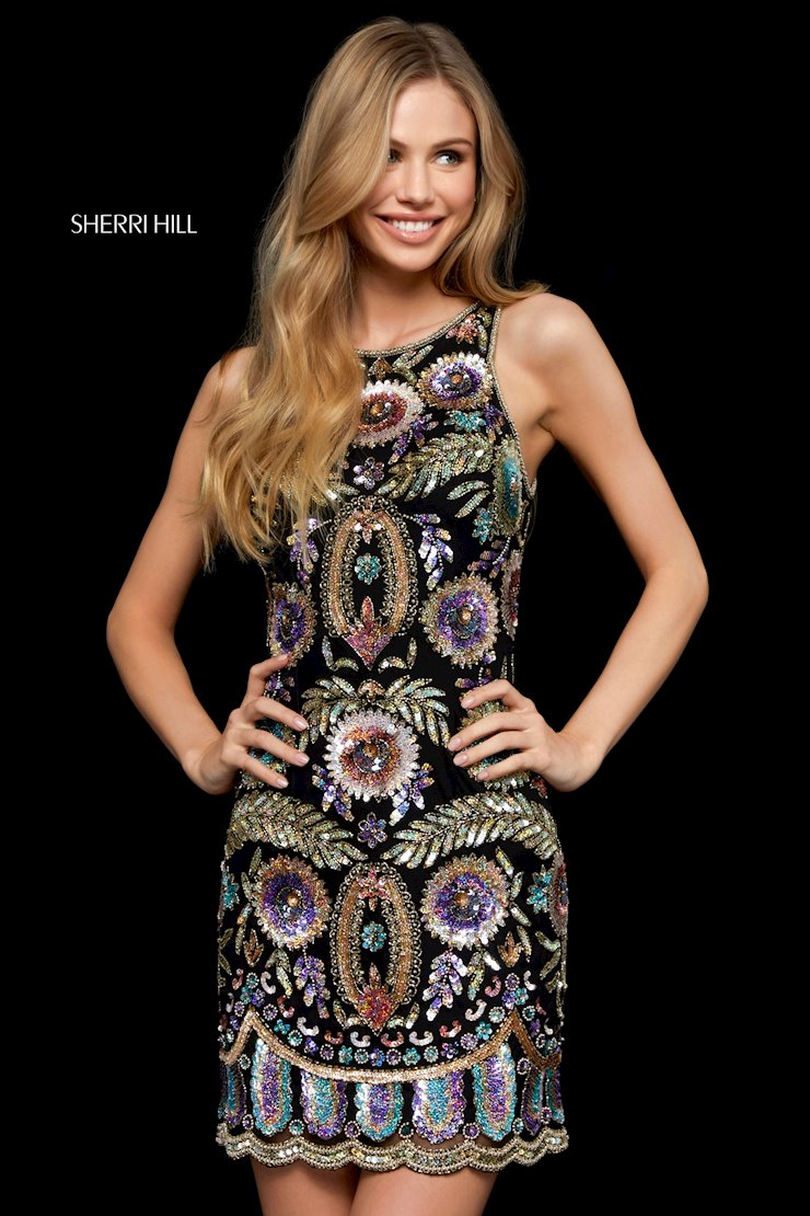 Sherri Hill Style #52101