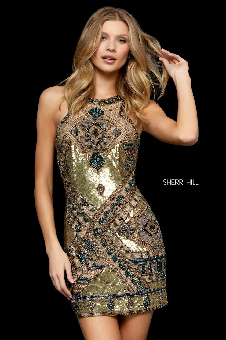 Sherri Hill Style #52104