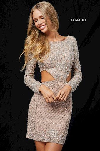 Sherri Hill Sherri Hill Style #52137
