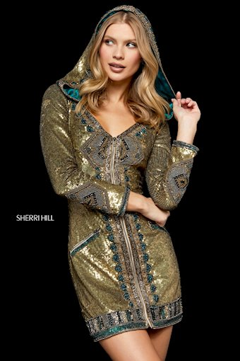 Sherri Hill Sherri Hill Style #52139