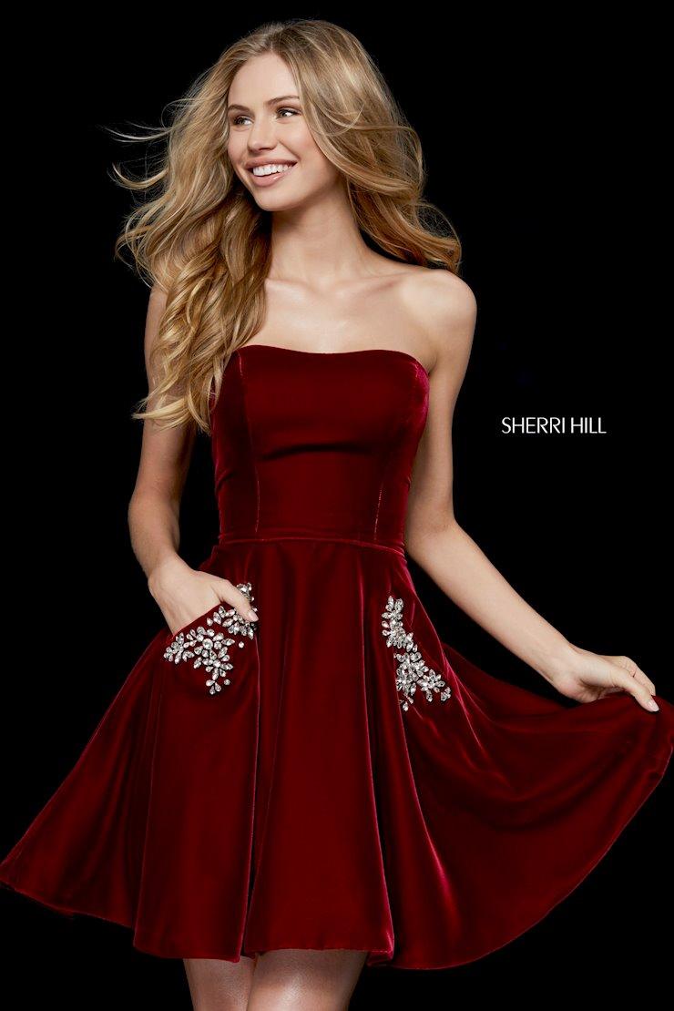 Sherri Hill Style #52191